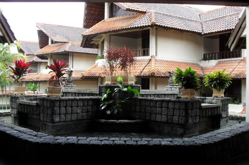 buiten - Pusako Hotel - Bukittinggi - Indonesië