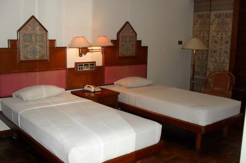 kamer - Pusako Hotel - Bukittinggi - Indonesië