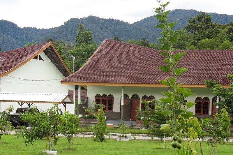 buiten - Rindu Alam - Bukit Lawang - Indonesië