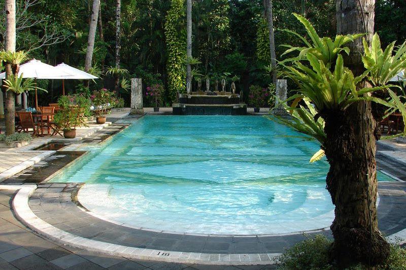 zwembad - Saraswati Borobudur - Borobudur Village - Indonesië
