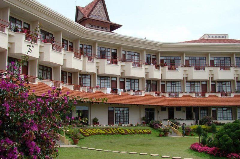 vooraanzicht - Sinabung Resort Hotel - Berastagi - Indonesië