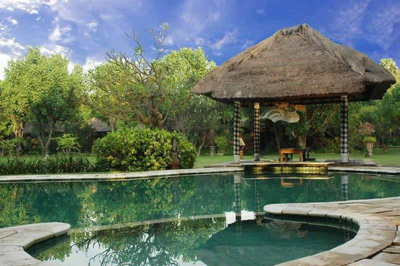 zwembad - Taman Sari Resort - Pemuteran - Indonesië