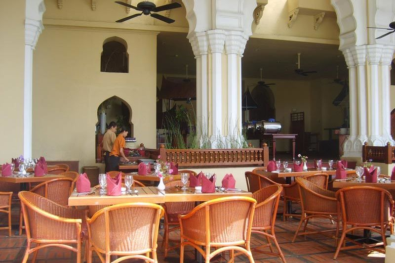 restaurant - The Hills - Bukittinggi - Indonesië