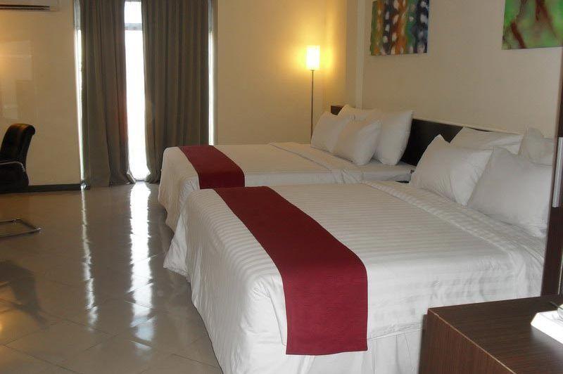 kamer - Tiara Hotel - Medan - Indonesië