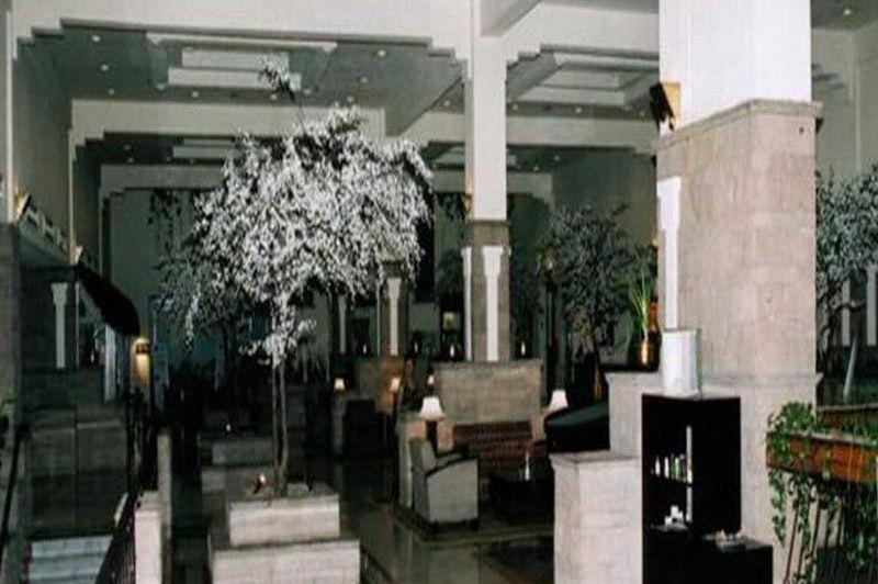 lobby - Grand Preanger - Bandung - Indonesië