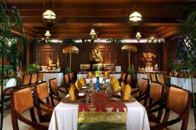 restaurant - Puri Artha Hotel - Yogyakarta - Indonesië