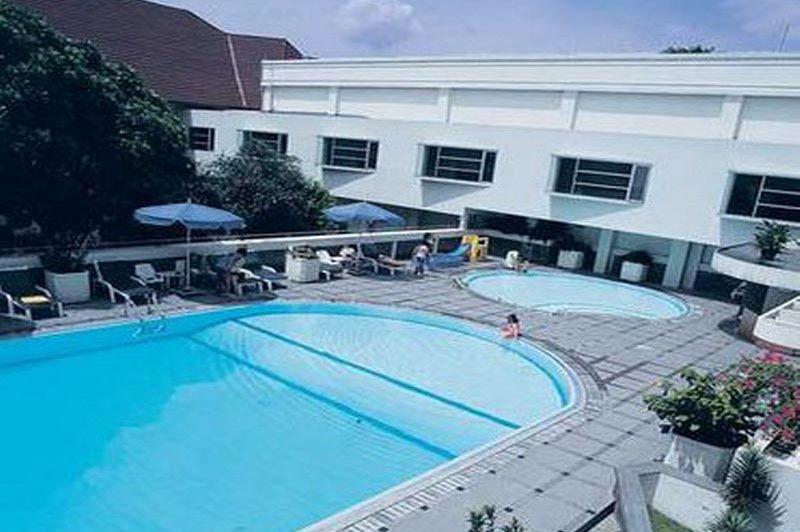 zwembad - Savoy Homann - Bandung - Indonesië