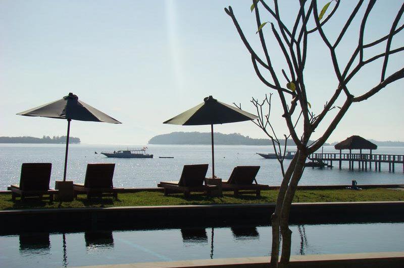 uitzicht3 - Cocotinos Sekotong - Lombok - Indonesië