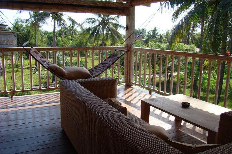 kamer - Gili Eco Villas - Gili Trawangan - Indonesië