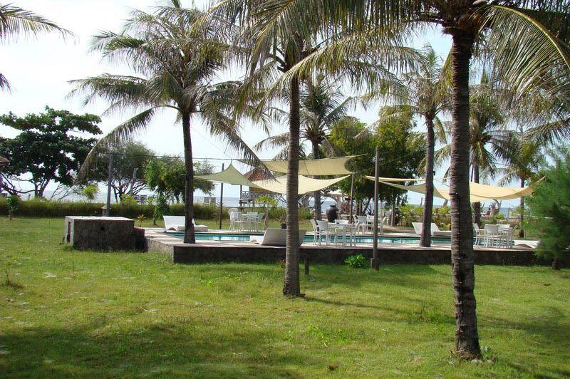 zwembad - Gili Eco Villas - Gili Trawangan - Indonesië