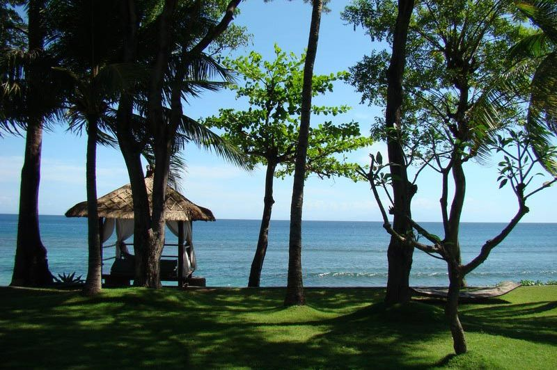 uitzicht - Jeeva Klui - Lombok/Senggigi - Indonesië