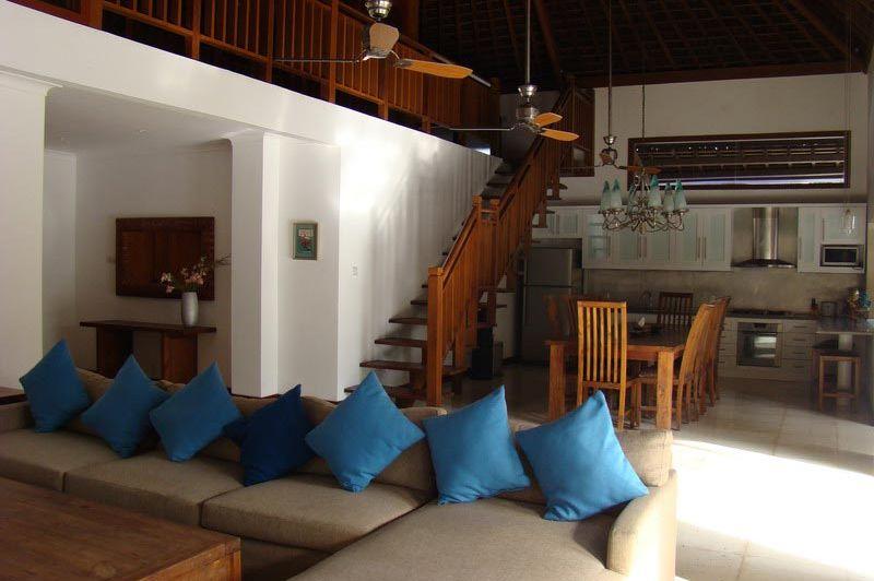 kamer - Kelapa Luxury Villas - Gili Trawangan - Indonesië