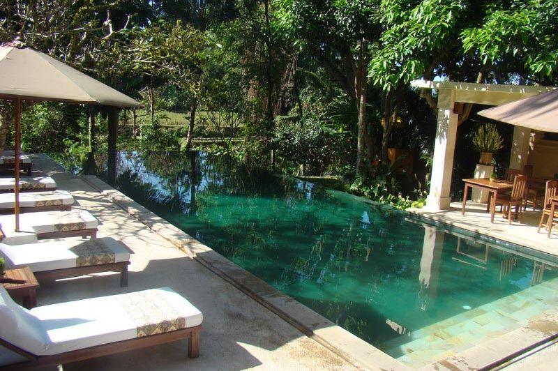 zwembad - Komaneka at Monkey Forest - Bali/Ubud - Indonesië