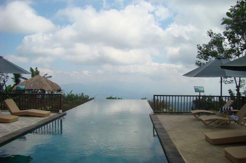 zwembad - Munduk Moding - Bali/Munduk - Indonesië