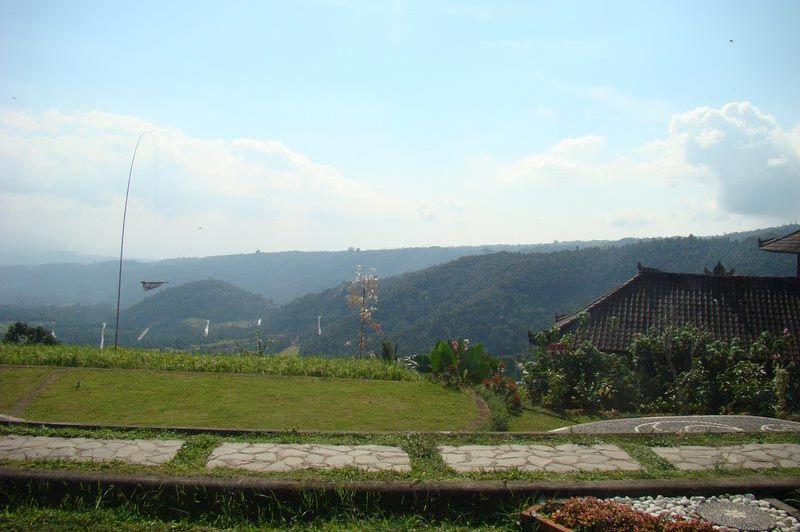 uitzicht2 - Puri Lumbung - Bali/Munduk - Indonesië