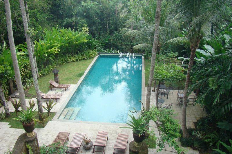 zwembad - Taman Bebek - Bali/Ubud - Indonesië