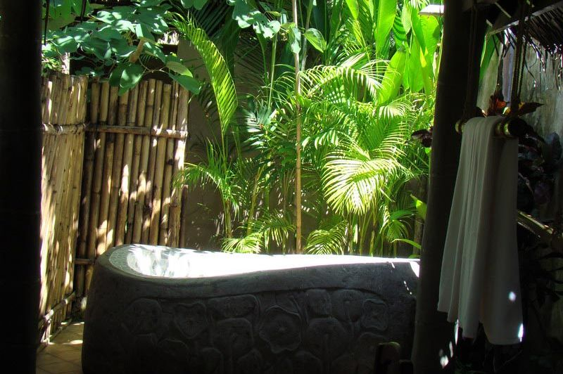 badkamer - Tugu Lombok - Lombok - Indonesië