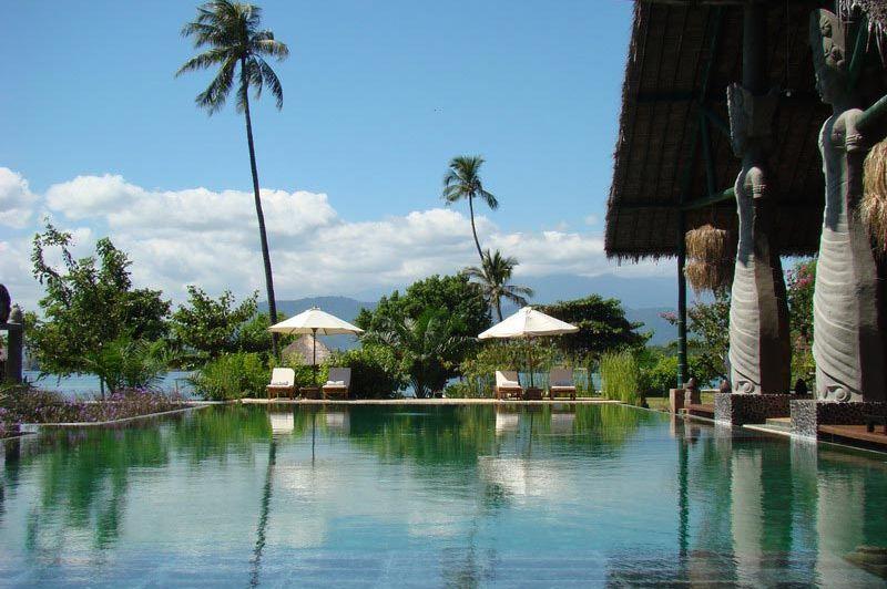 zwembad - Tugu Lombok - Lombok - Indonesië