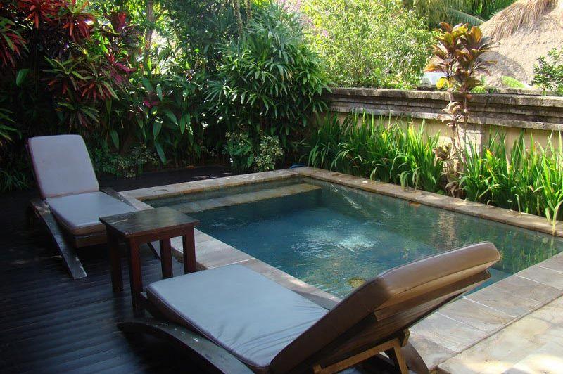 zwembad - Ubud Village Resort - Bali/Ubud - Indonesië