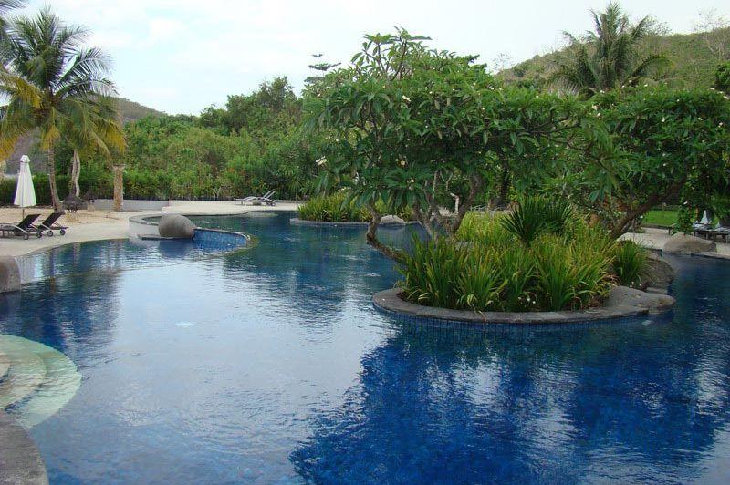 zwembad - Bintang Flores - Labuan Bajo - Indonesië