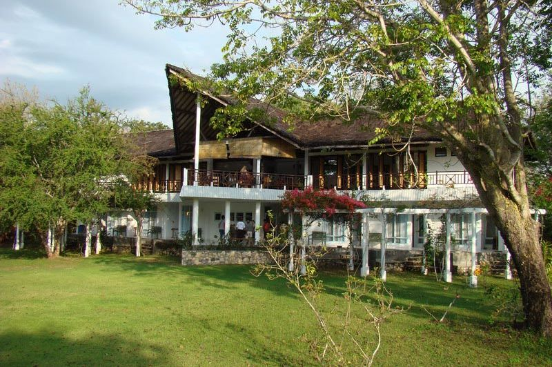 vooraanzicht - Ecolodge Labuan Bajo - Labuan Bajo - Indonesië