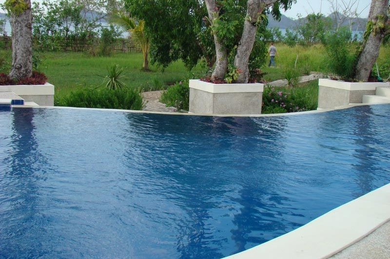 zwembad - Puri Sari - Labuan Bajo - Indonesië