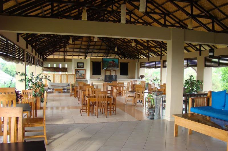 restaurant - Puri Sari - Labuan Bajo - Indonesië