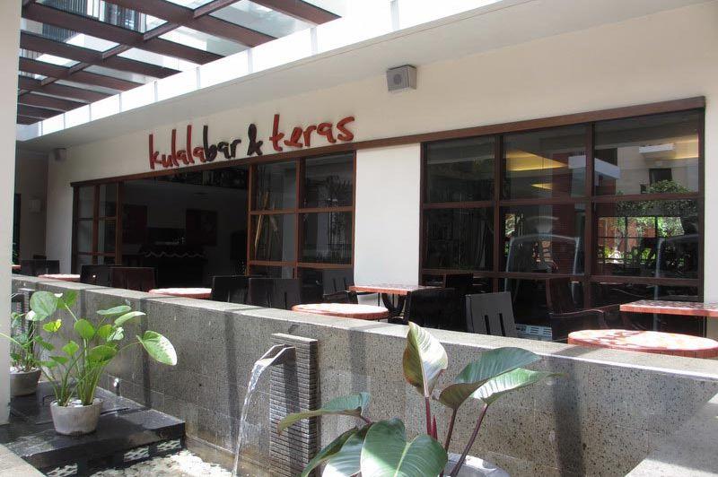 restaurant Santika Premiere Malang - Santika Premiere Malang - Indonesië