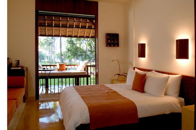 Deluxe room 1 Alila Manggis Resort - Alila Manggis Resort - Indonesië
