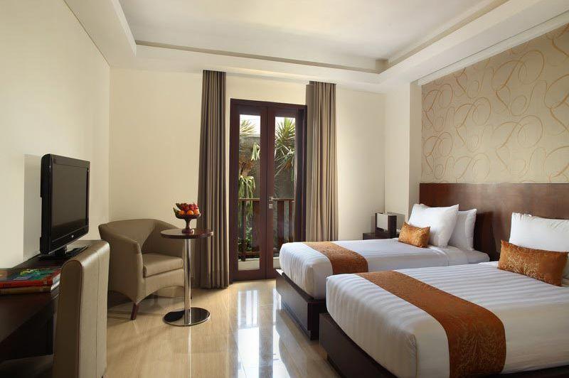 deluxe room - Sense Hotel Seminyak - Sense Hotel Seminyak - Indonesië