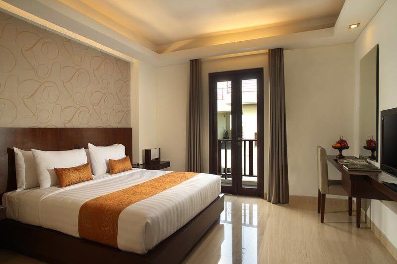 superior room - Sense Hotel Seminyak - Sense Hotel Seminyak - Indonesië