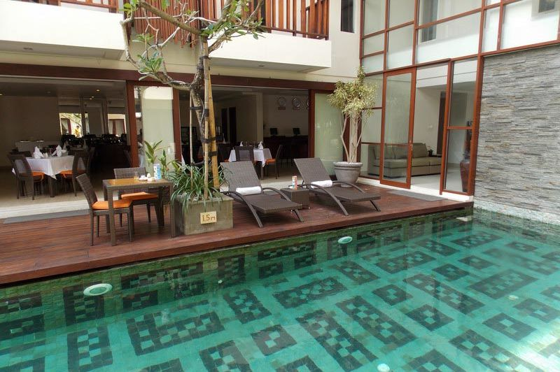 zwembad - Sense Hotel Seminyak - Sense Hotel Seminyak - Indonesië