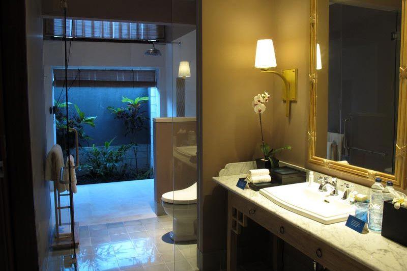 Badkamer - Sudamala Suites & Villas Sanur - Sudamala Suites & Villas Sanur - Indonesië