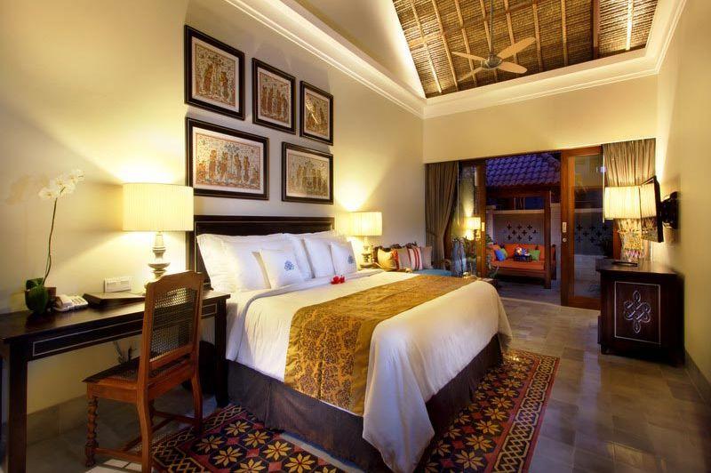 Deluxe Courtyard Suite - Sudamala Suites & Villas Sanur - Sudamala Suites & Villas Sanur - Indonesië