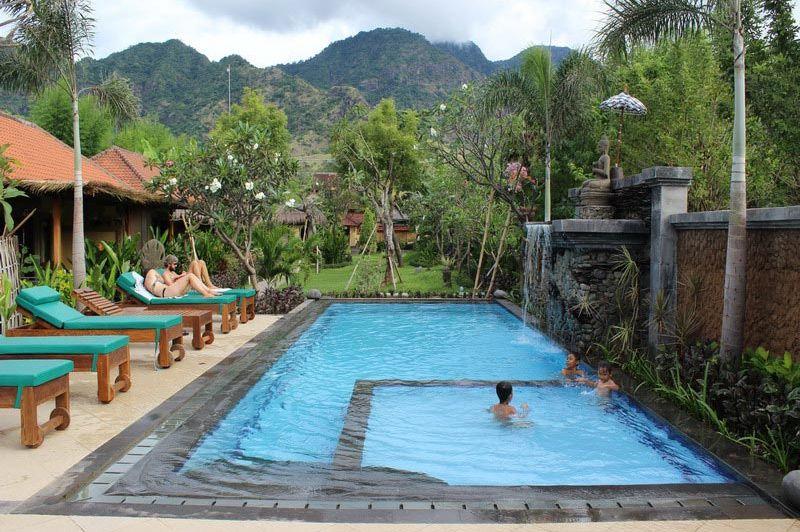 zwembad - Taruna Homestay - Taruna Homestay - Indonesië