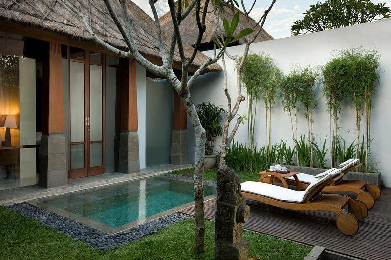 plunge pool in deluxe villa - The Kayana Seminyak - The Kayana Seminyak - Indonesië
