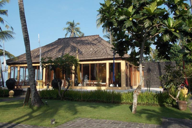 restaurant - The Nirwana Resort and Spa Candidasa - The Nirwana Resort and Spa Candidasa - Indonesië