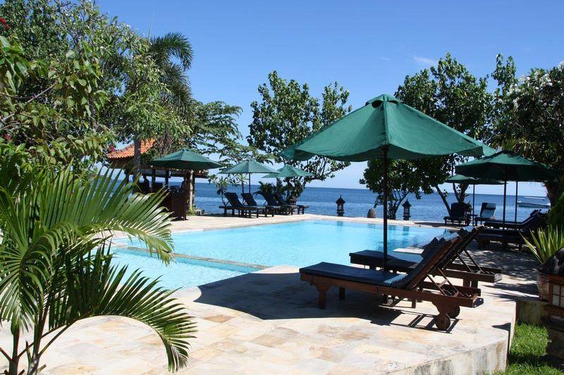 zwembad - Adi Assri Beach Resort - Adi Assri Beach Resort - Indonesië