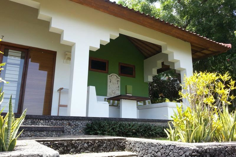 kamer buitenkant - Anda Amed Resort - Anda Amed Resort - Indonesië