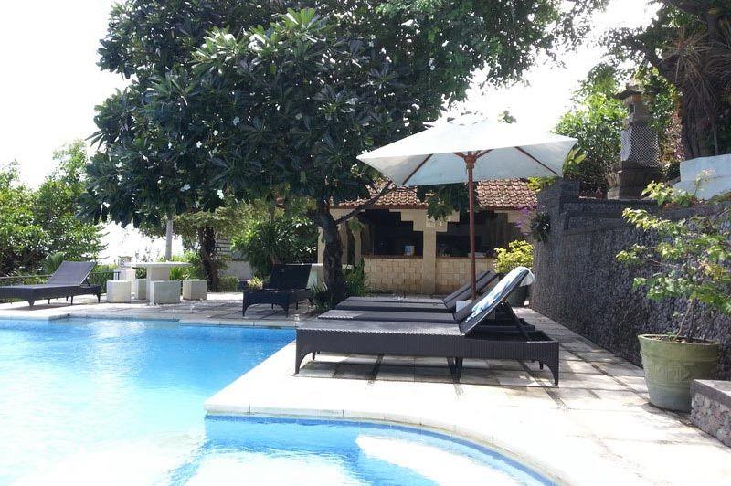 zwembad - Anda Amed Resort - Anda Amed Resort - Indonesië