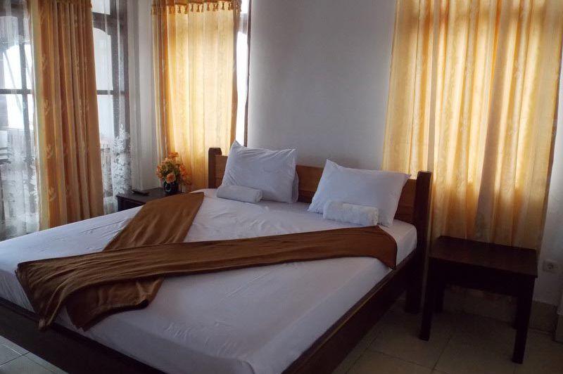 kamer Anda Beach Hotel - Bira - Sulawesi - Anda Beach hotel Bira - Indonesië