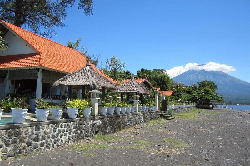 Ligging Kembali - Kembali Beach Cottage - Kembali Beach Cottage - Indonesië