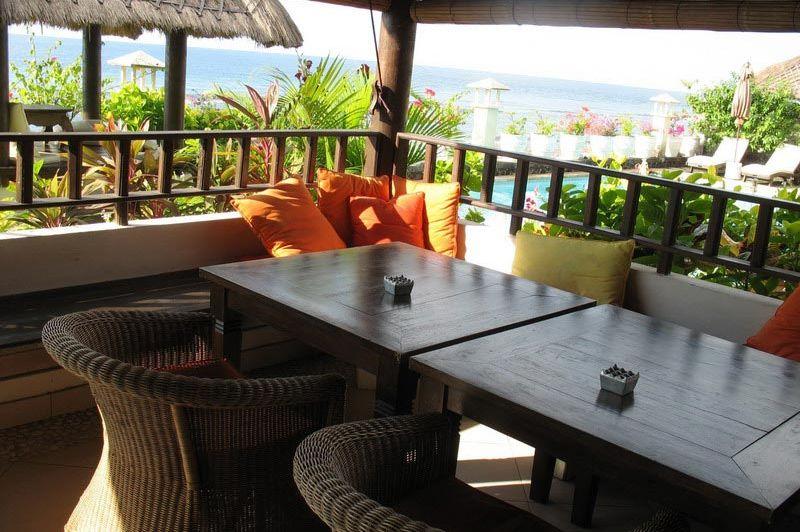 Restaurant Kembali - Kembali Beach Cottage - Kembali Beach Cottage - Indonesië