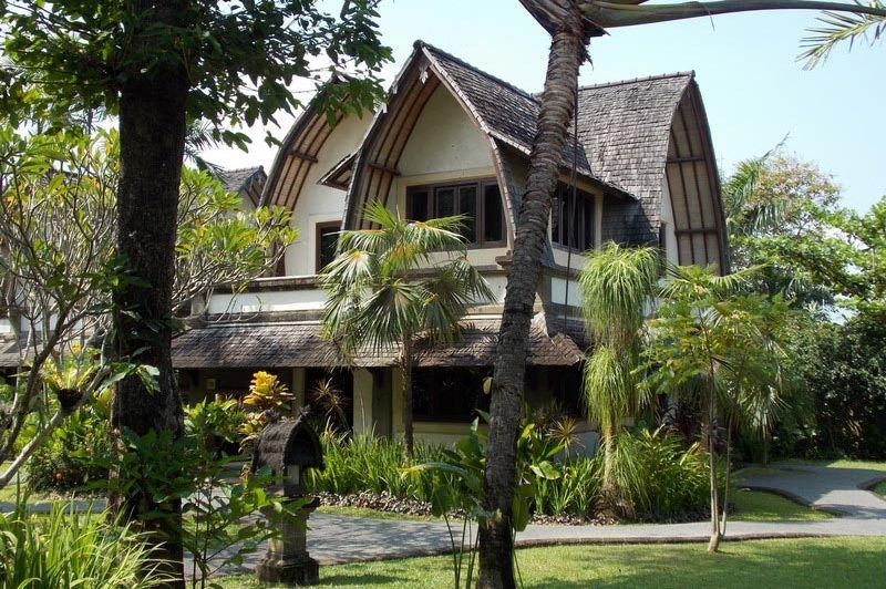 tuin - Villa Lumbung - Seminyak - Villa Lumbung Seminyak - Indonesië