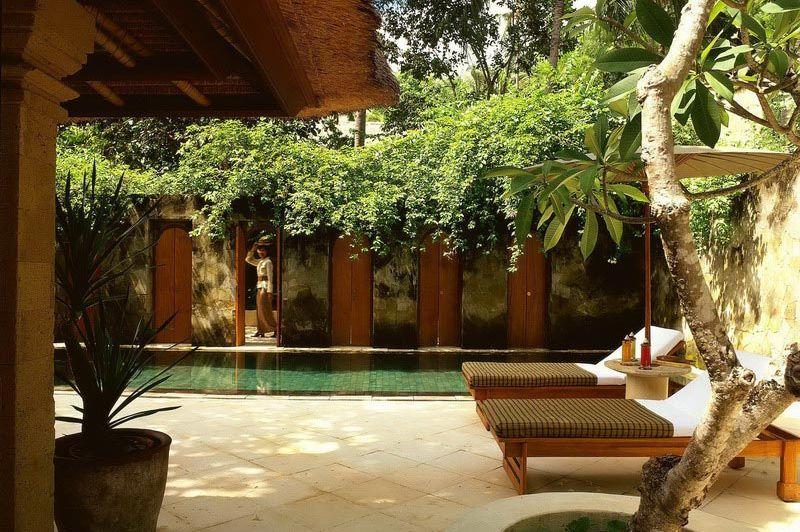 Amankila Manggis Zwembad - Amankila - Indonesië