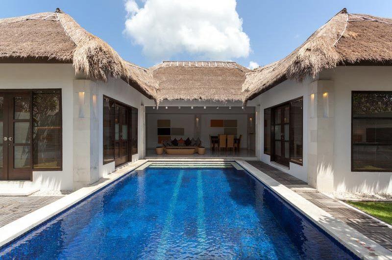 B Villa pool - B Villa - Indonesië
