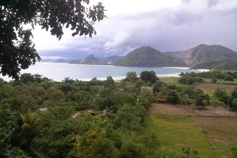 uitzicht en omgeving bij Sempiak Villas Lombok - Sempiak Villas Lombok - Indonesië - foto: Lokaal agent