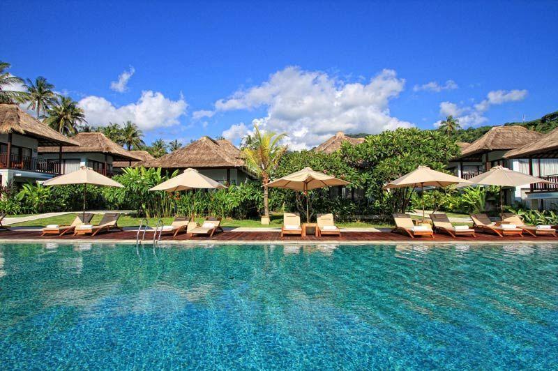 zwembad Living Asia Resort - Living Asia Resort - Indonesië - foto: Lokale agent