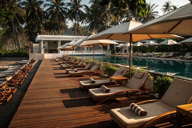 ligbedjes Living Asia Resort - Living Asia Resort - Indonesië - foto: Lokale agent