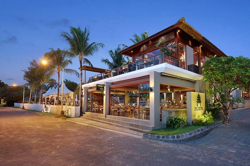 vooraanzicht van Bali Niksoma - Bali Niksoma - Indonesië - foto: Lokale agent